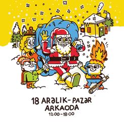 Pop-Up Kadıköy // Yeni Yıl Pazarı
