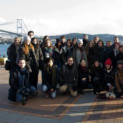 BAU ve ETSAB Mimarlık Fakülteleri Kış Çalıştayı'nda Buluştu