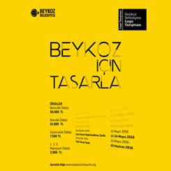 Beykoz Belediyesi Logo Yarışması: 'Beykoz İçin Tasarla'