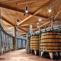 Vinero Şarap Üretim Tesisi ve Misafirhane Binası