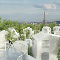 23 Mimarlık Ofisi Paris'i 'Yeniden İcat Edecek'