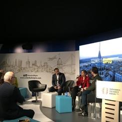 İstanbulSMD MIPIM'de Türk Mimarlarını Tanıttı