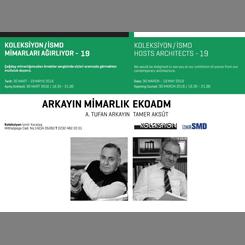Koleksiyon/ İzmir SMD Mimarları Ağırlıyor 19:  EkoADM Mimarlık & Arkayın Mimarlık