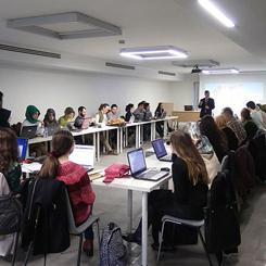 'ARCHICAD 19 ile BIM Farkındalık Eğitimi' Mimarlar Odası Karaköy Binasında Yapıldı
