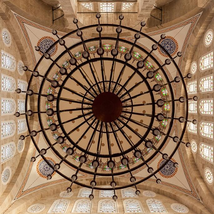 Edirnekapı Mihrimahsultan Camii