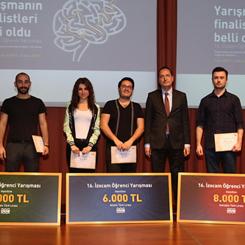 16. İzocam Öğrenci Yarışması'nın Kazananları Belli Oldu