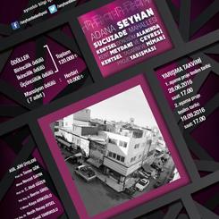 Adana - Seyhan Sucuzade Mahallesi Kent Meydanı ve Çevresi Kentsel Tasarım ve Mimari Proje Yarışması