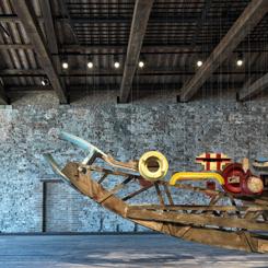 15. Venedik Mimarlık Bienali Başladı