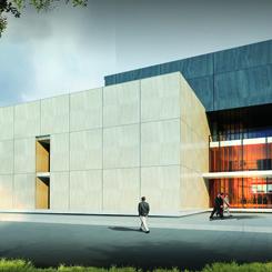 Ordu Üniversitesi Emin Çetinceviz Merkez Kütüphanesi