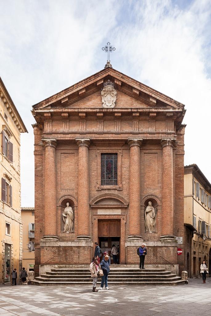 Chiesa di San Cristoforo, Siena