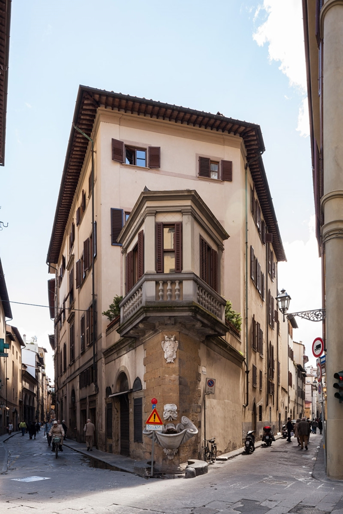 Floransa sokakları