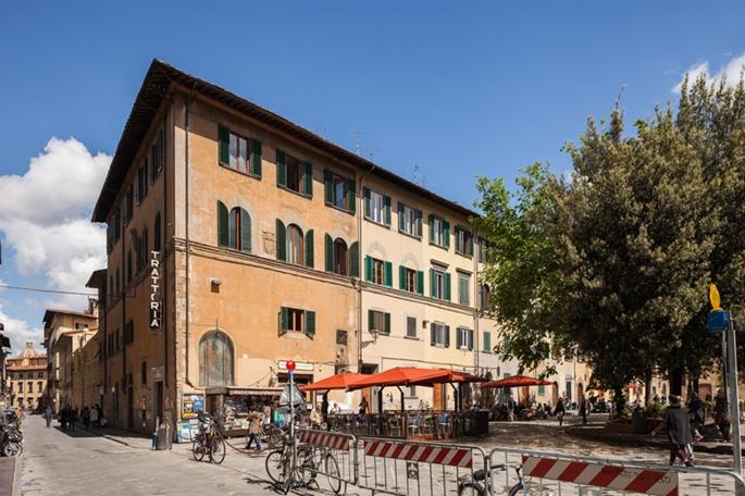Piazza Santo Spirito, Floransa