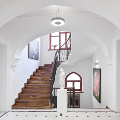 İstanbul'un Yeni Sanat Araştırma Merkezi; Bozlu Art Project Şişli