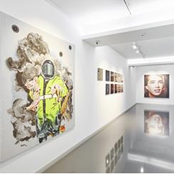 """""""KORKU / FEAR"""" Bozlu Art Project'te"""