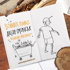 İstanbul Temalı Ahşap Oyuncak Tasarımı Yarışması