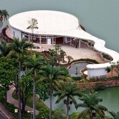 Oscar Niemeyer de Dünya Mirası Listesi'nde