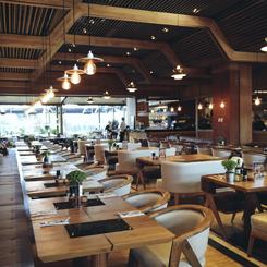 Ataşehir'in Doğal Kozası; Grill Polonez Restaurant