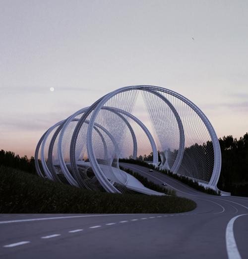 2022 Pekin Olimpiyatları'na Özel Köprü