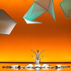 Mimariyle Dans