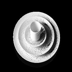 Zaha Hadid'in Ev Eşyaları Koleksiyonu Maison&Objet 2016'da Tanıtıldı