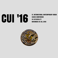 CUI '16 / X. International Contemporary Urban Issues Conference