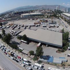 İzmir Büyükşehir Belediyesi Ulaşım Entegrasyon Merkezi ve Yakın Çevresinin Düzenlenmesi Ulusal Mimari Proje Yarışması