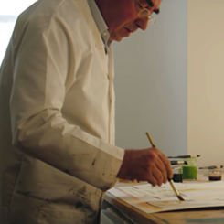 Calatrava'nın Yaratıcı Süreci Kamera Karşısında