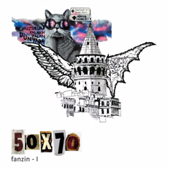 50x70 Fanzin Soruyor: Mimarlık Edebiyat Olmadan Eksik Kalır. Mı?
