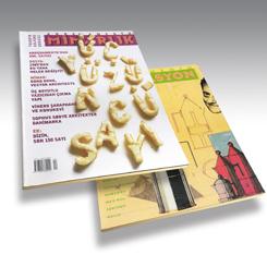 300 Sayı / 27 Yıl / 1 Dergi / Arredamento (Dekorasyon+Mimarlık)