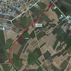 Lüleburgaz Belediyesi Tosbağa Dere Rekreasyon Alanı Fikir Projesi Yarışması