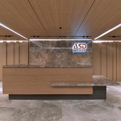 Kolektif Çalışma Ortamı; ASD Merkez Ofisi