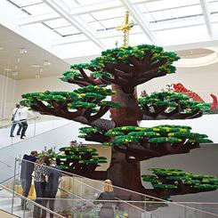 BIG Tasarımı Lego House Açıldı!