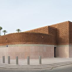 Marakeş'teki Yeni Yves Saint Laurent Müzesi