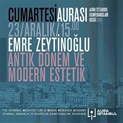 'Antik Dönem ve Modern Estetik'