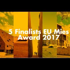 Mies van der Rohe Ödülü'nün 5 Finalisti Açıklandı