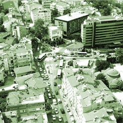 Bursa Osmangazi Belediyesi Çekirge Meydanı Mimari, Kentsel Tasarım ve Peyzaj Tasarımı Proje Yarışması