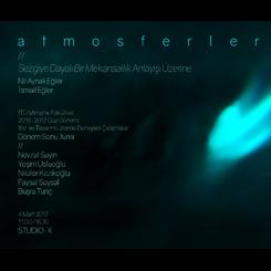 'Atmosferler' Jürisi Studio-X'te