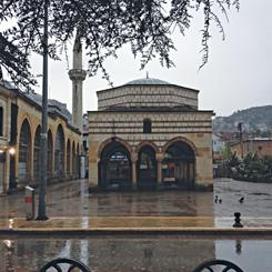 Nasrullah Camisi Meydanı ve Çevresi Kentsel Tasarım Projesi