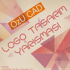 OzUCAD Logo Tasarım Yarışması