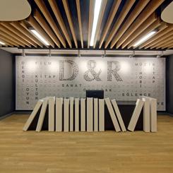 D&R Genel Müdürlük Bürosu