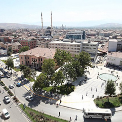 Elazığ Belediyesi Kent Meydanı Kentsel Tasarım ve Mimari Proje Yarışması