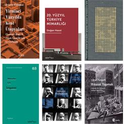 2017'de Okumanız Gereken 10 Yeni Mimarlık Kitabı