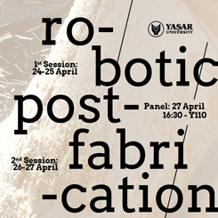Robotic Post-fabrication