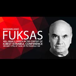 Massimiliano Fuksas 17 Mayıs'ta İTÜ'de