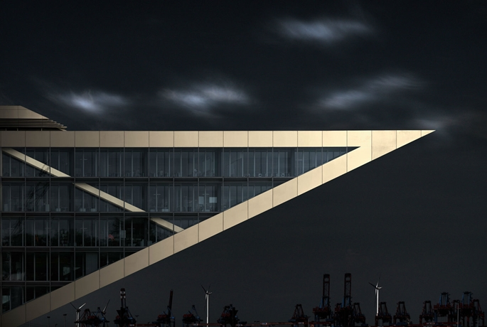 Röntgenarchitektur / Oscar Lopez