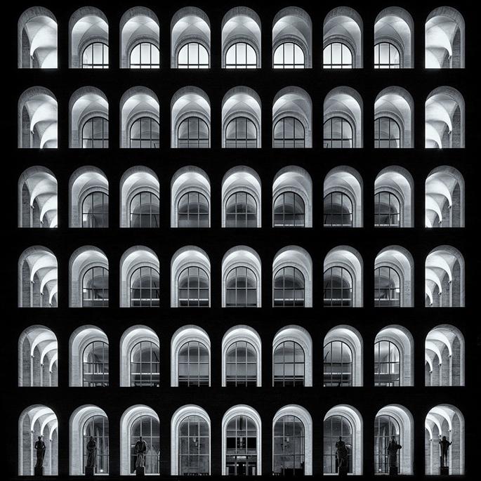 Lights Arches / Claudio Cantonetti