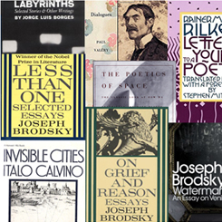 Juhani Pallasmaa'nın Okuma Listesi