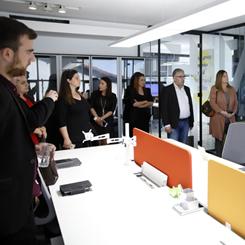 Nurus Levent 'Deneyim Merkezi'ne Dönüştü