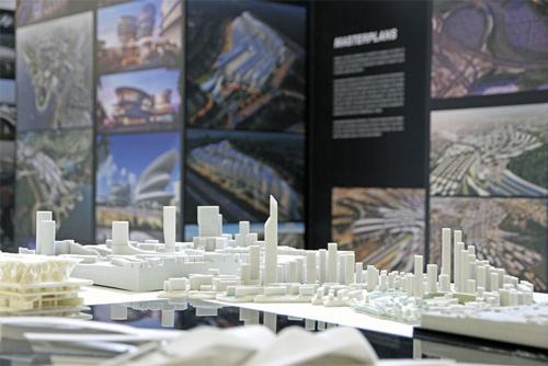 Zaha Hadid Architects'in Bilinmeyen Projeleri
