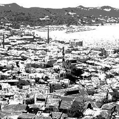 Tarihi Liman Kenti Ayvalık'ta Bir Yaz Atölyesi